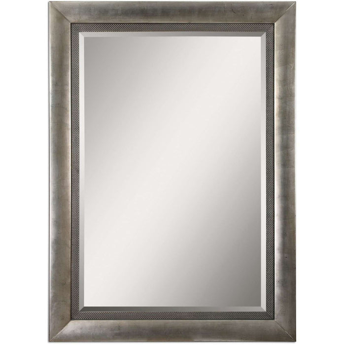 Uttermost Gilford Antique Silver Mirror