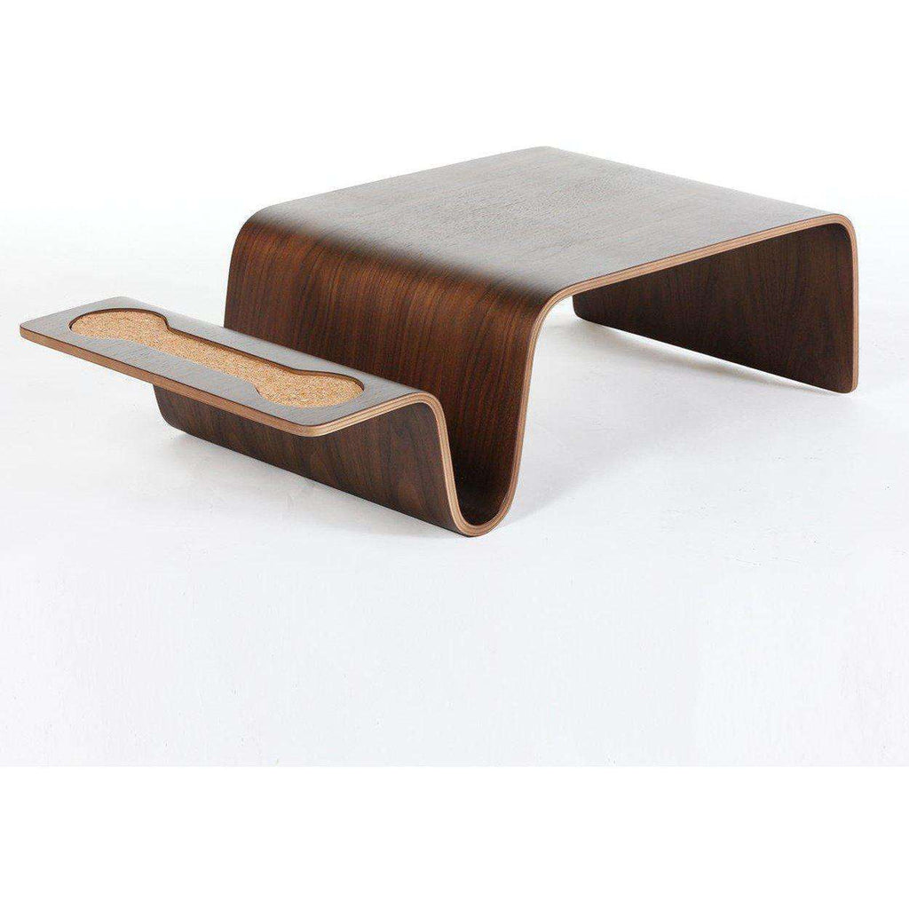 Mid Century Modern Reproduction Overlap Tray Inspired By Eric Pfeiffer