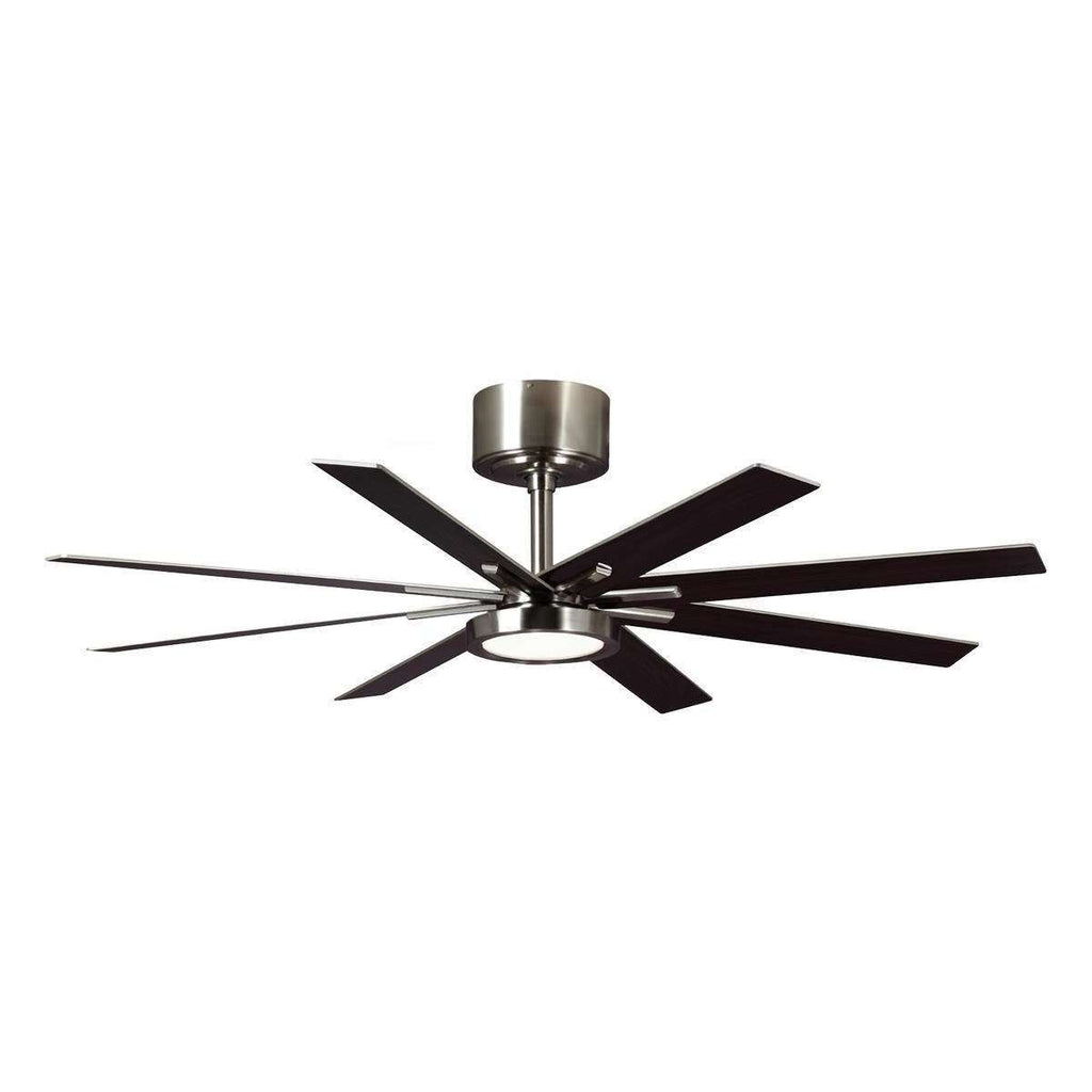 60In Empire - Brushed Steel Fan