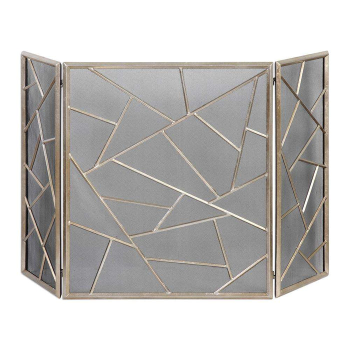 Armino, Fireplace Screen - Uttermost -  #20072