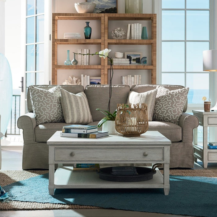 Escape - Coastal Living Home Collection - Topsail Lifttop Table