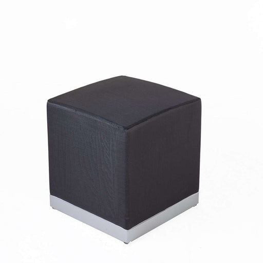 Modern Whats in Ottoman - Black