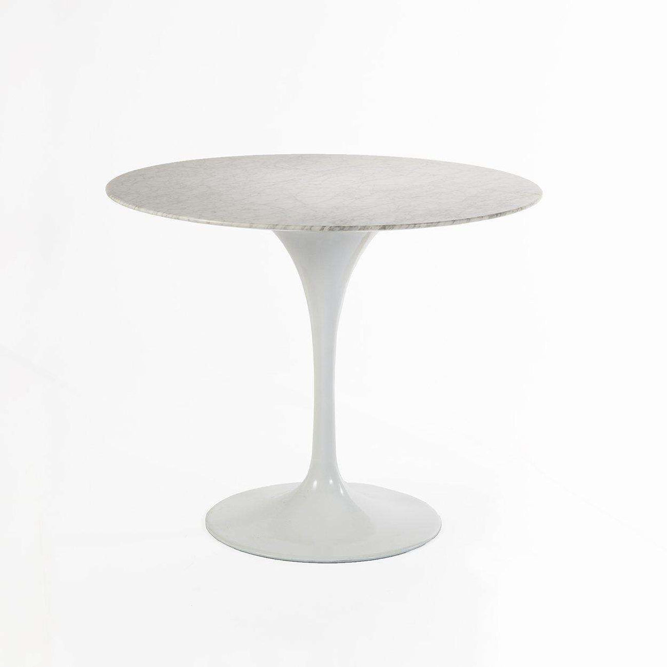 Mid Century Modern Reproduction Marble Tulip Dining Table 36 Quot Inspired By Eero Saarinen France Son