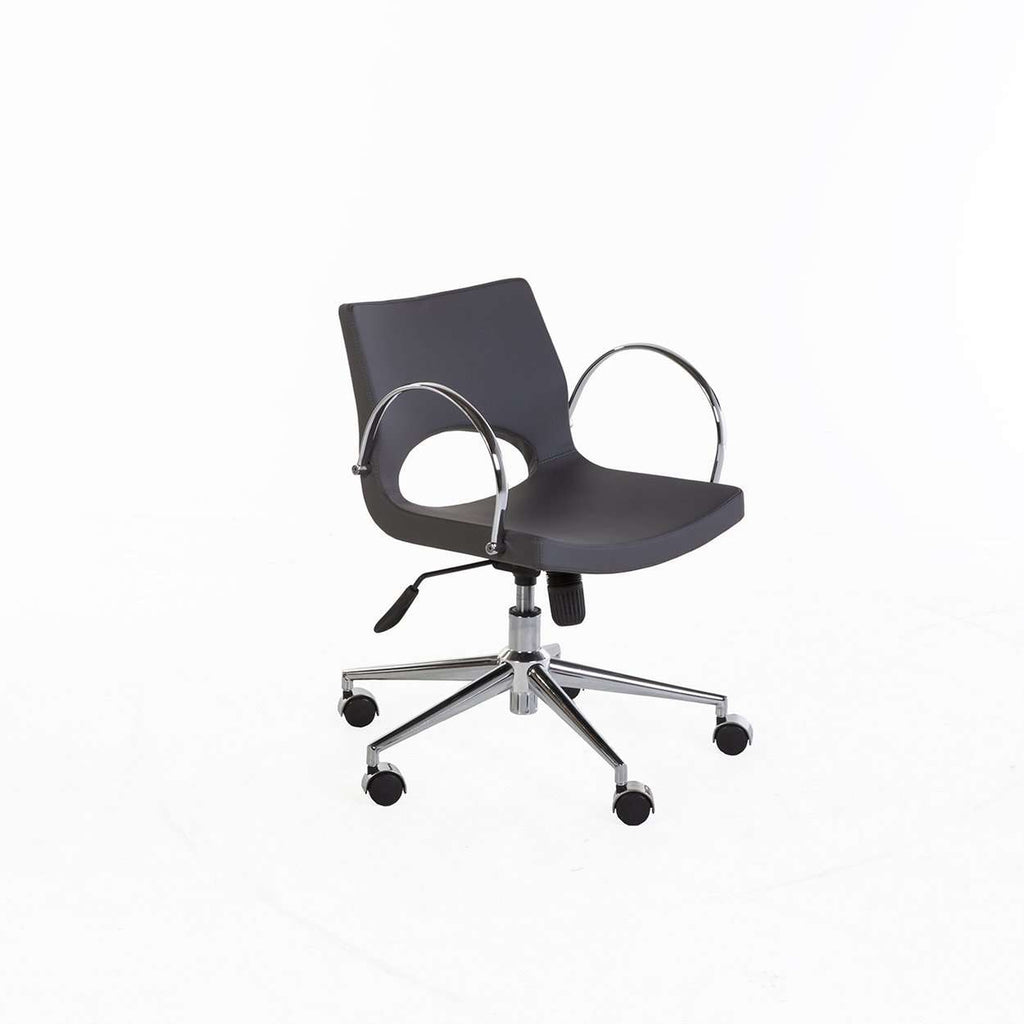 Modern Calanthe Office Chair with Arms