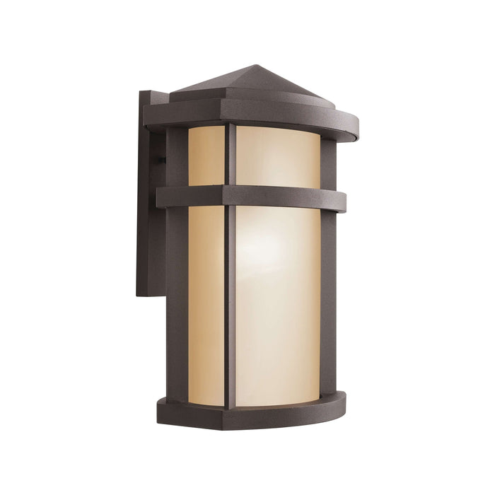 Lantana Outdoor Wall 1 Light - Architectural Bronze