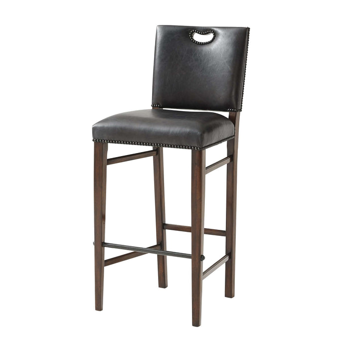 The Officer's Mess Bar Stool
