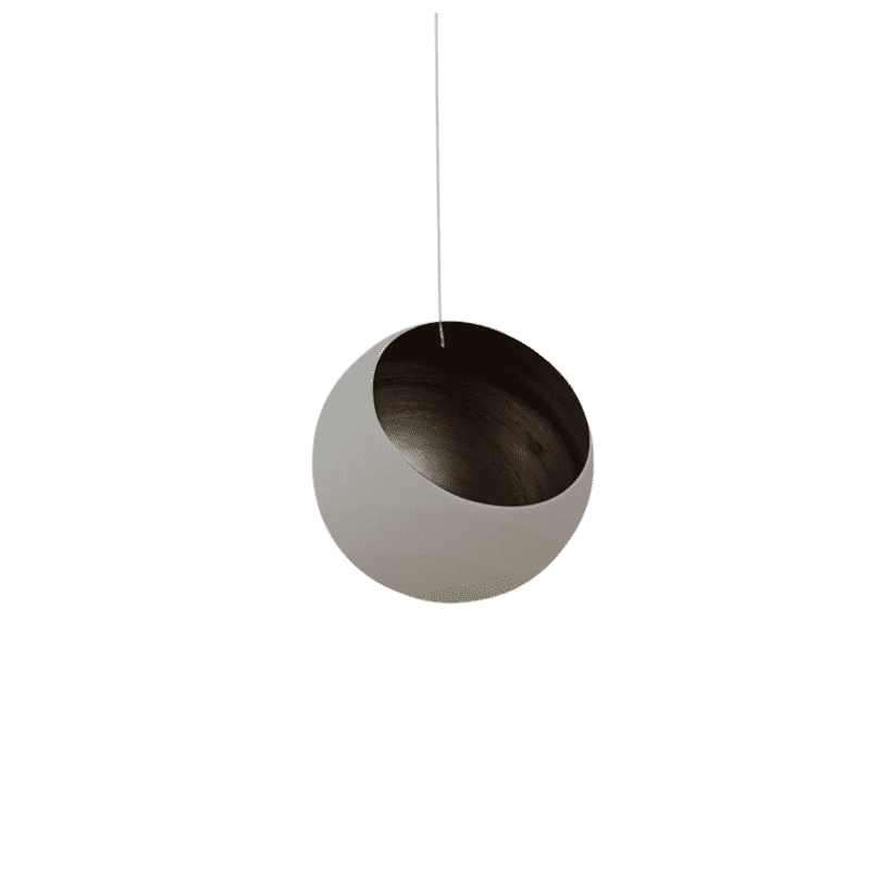Hanging Orb Planters - Set of 2