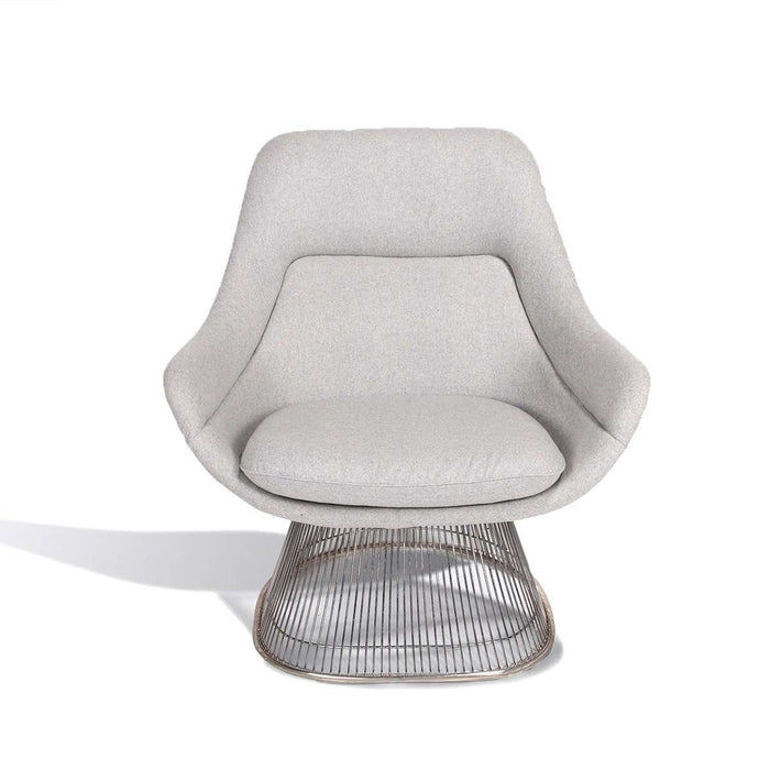 Platner Easy Chair - Grey