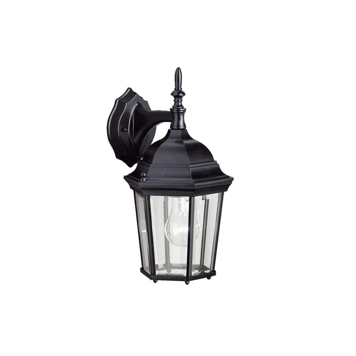 Madison Outdoor Wall 1 Light - Black