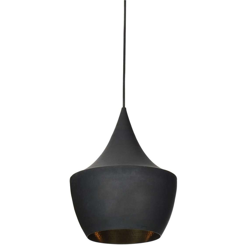 Mid-Century Modern Reproduction Beat Light Fat Inspired by Tom Dixon