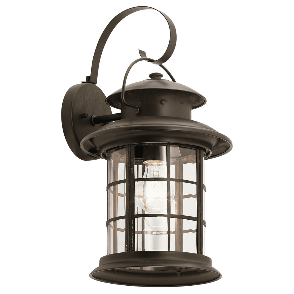 Rustic Outdoor Wall 1 Light France Amp Son