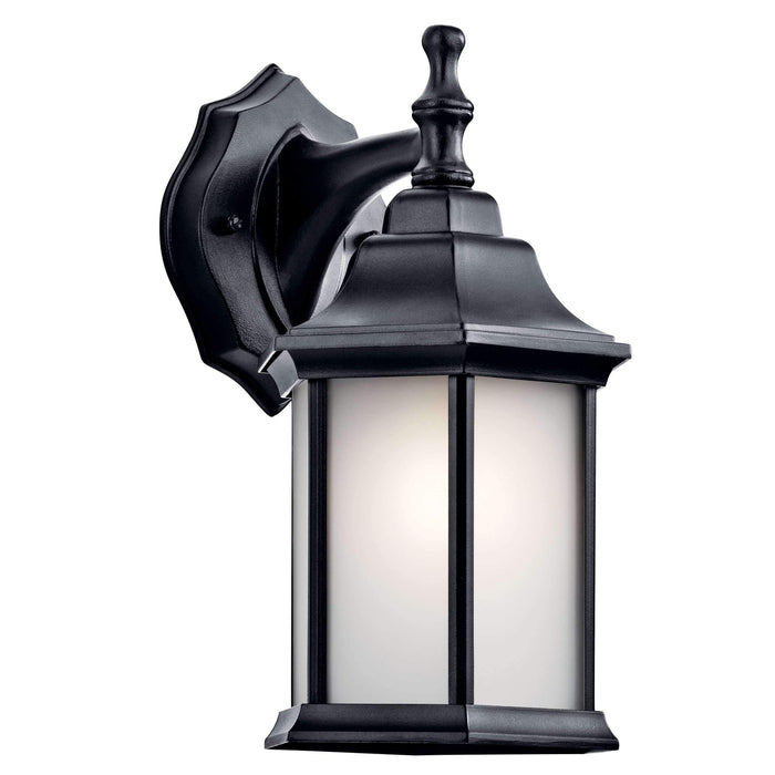 Chesapeake Outdoor Wall 1 Light - Black