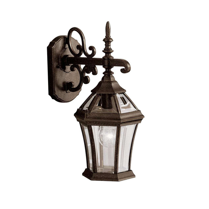 Townhouse Outdoor Wall 1 Light - Tannery Bronze