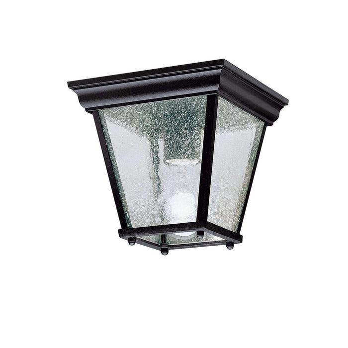 Outdoor Ceiling 1 Light - Black