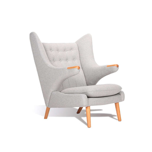 PP19 Papa Bear Chair - Grey