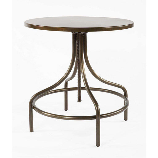 Contemporary Good Form French Bistro Table