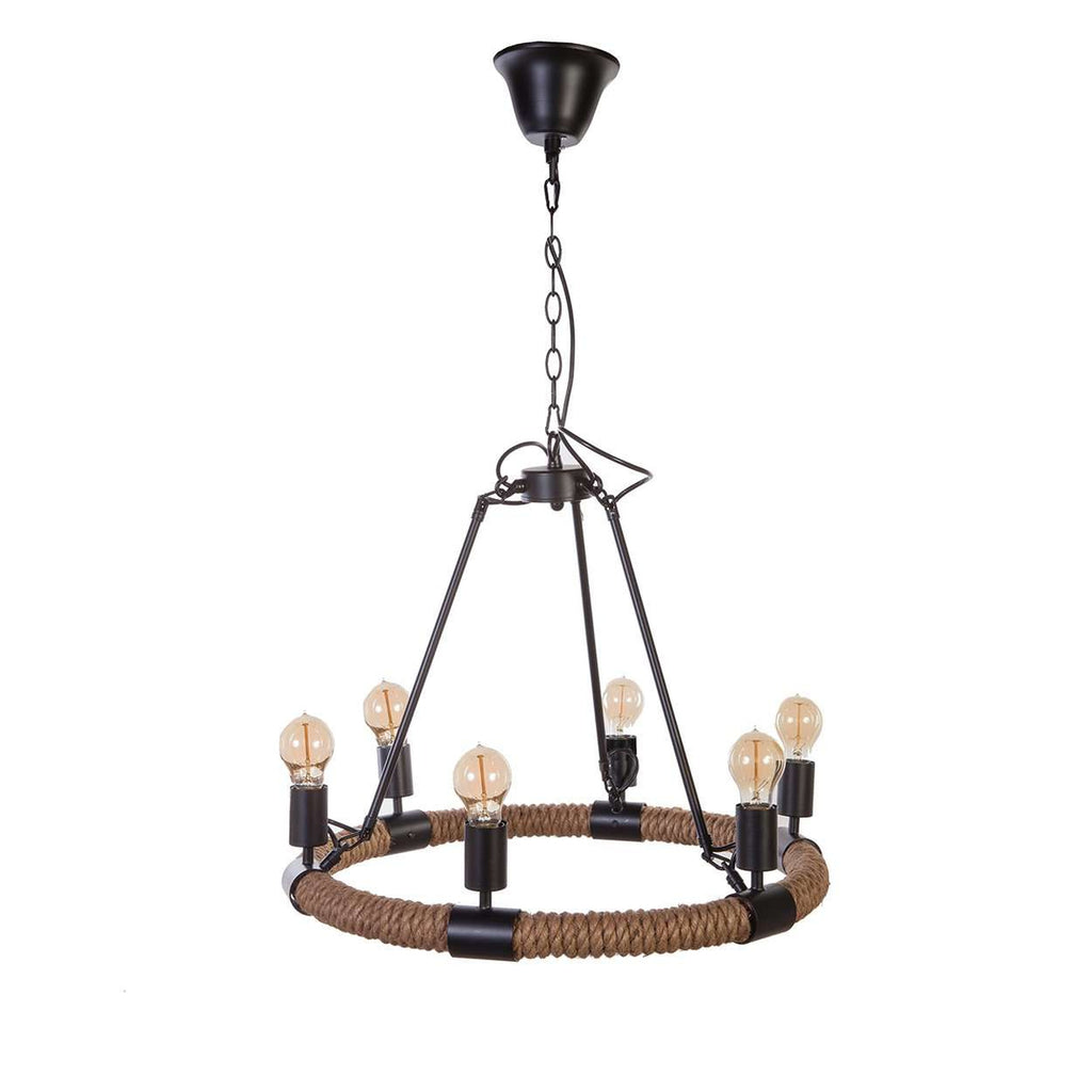 Modern Lawrence Chandelier - Small