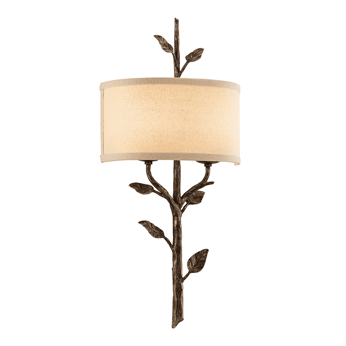 Almont 2Lt Wall Sconce Cottage Bronze