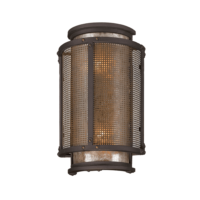 Copper Mountain 2Lt Wall Lantern Medium Copper Mountain Bronze