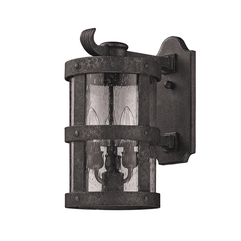 Barbosa 3Lt Wall Lantern Medium Barbosa Bronze