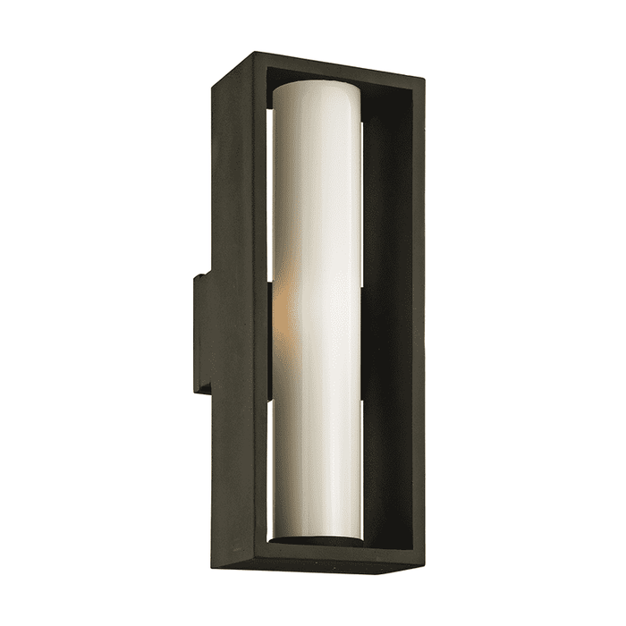 Mondrian 1Lt Wall Textured Bronze