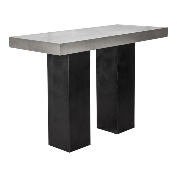 LITHIC OUTDOOR BAR TABLE