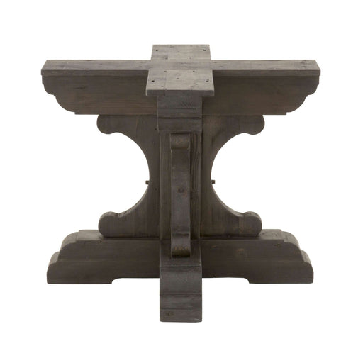 Bastille Round Dining Table Base