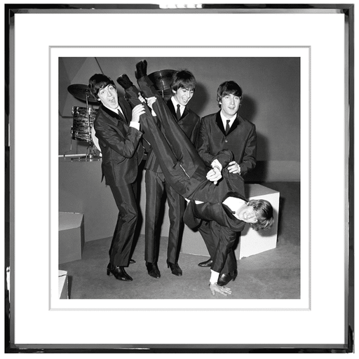Beatles Bumps Archival Print