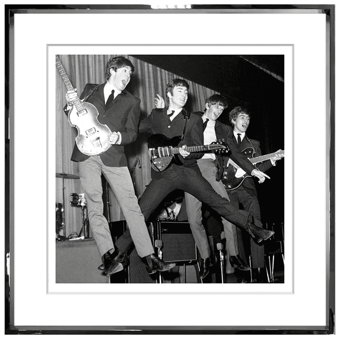 The Beatles Jump Archival Print