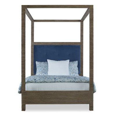 Belmont Canopy Bed- Queen