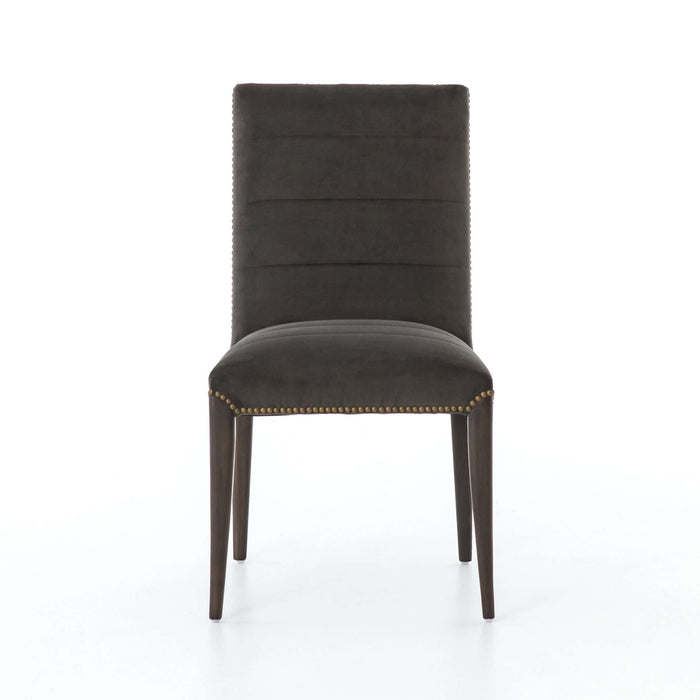 Don DINING CHAIR - BELLA SMOKE