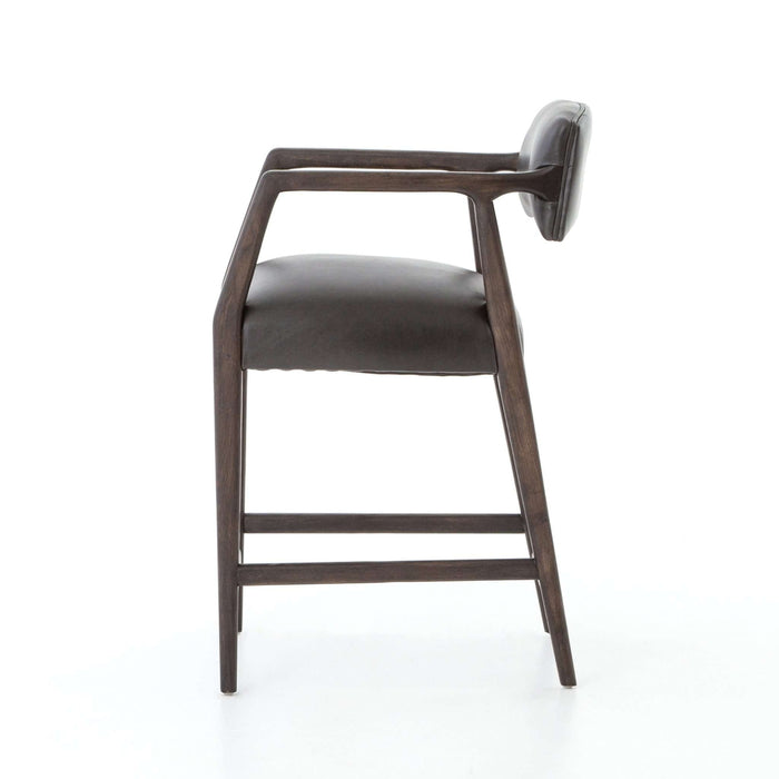 Tyler Counter Stool - Chaps Leather