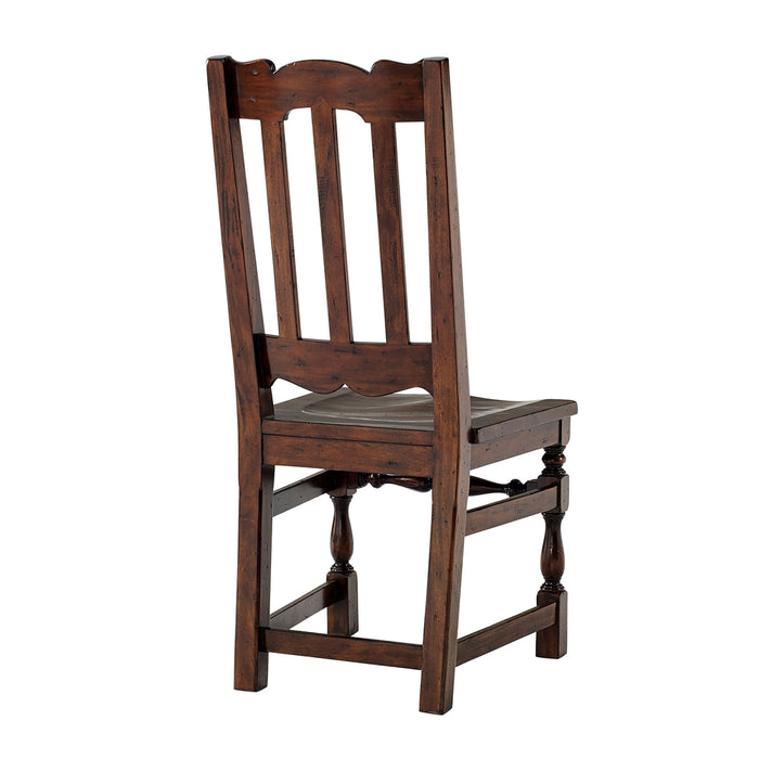 The Antique Kitchen Dining Chair - Set of 2