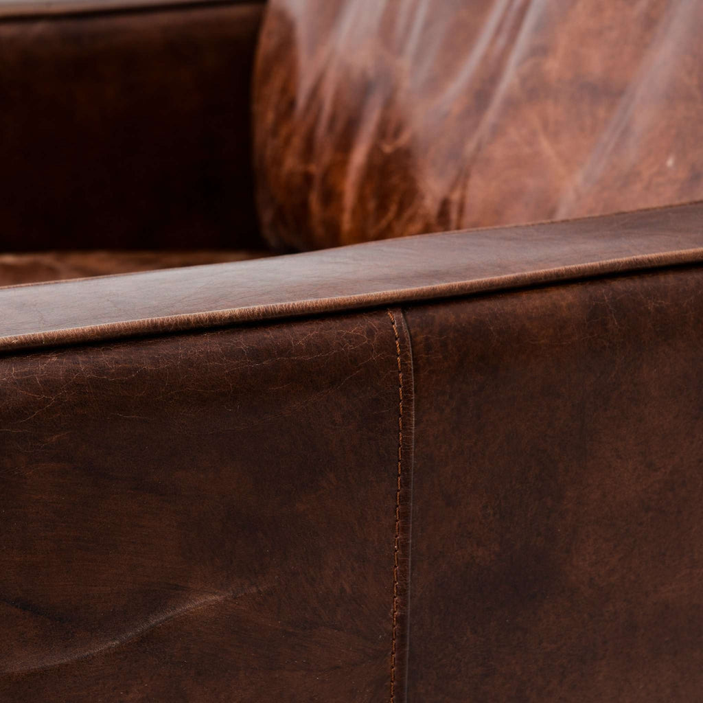 Larkin Club Chair - Cigar