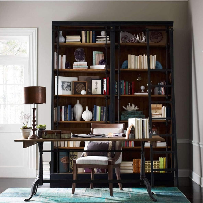 Ivy Bookcase With Ladder