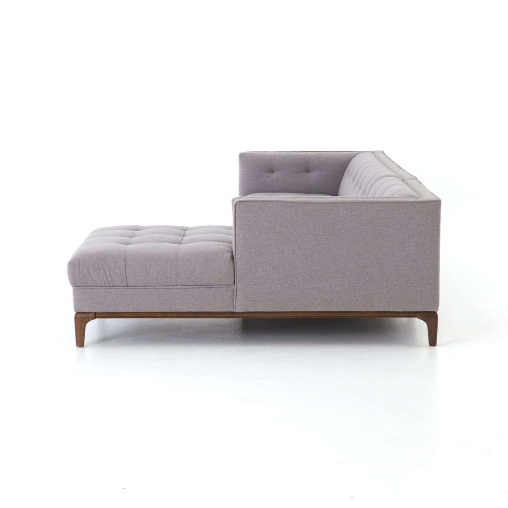 Dylan 2-Pc Sectional W/ Raf Chaise