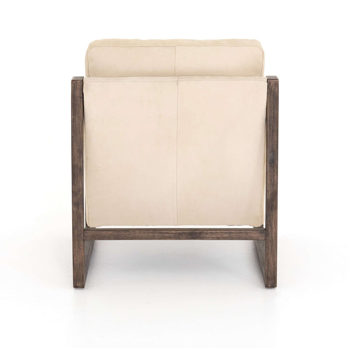 Malcolm Chair-Nubuck Sand