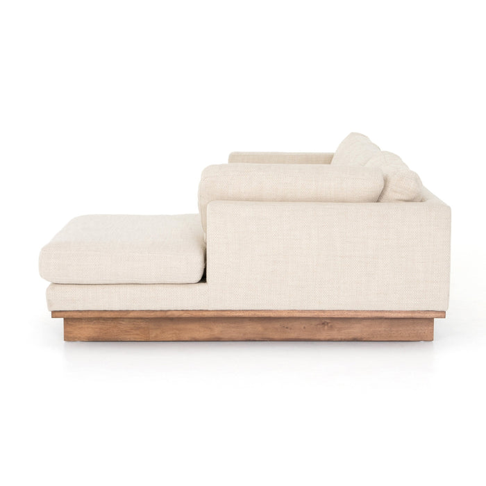 Everly 2 Pc Sectional