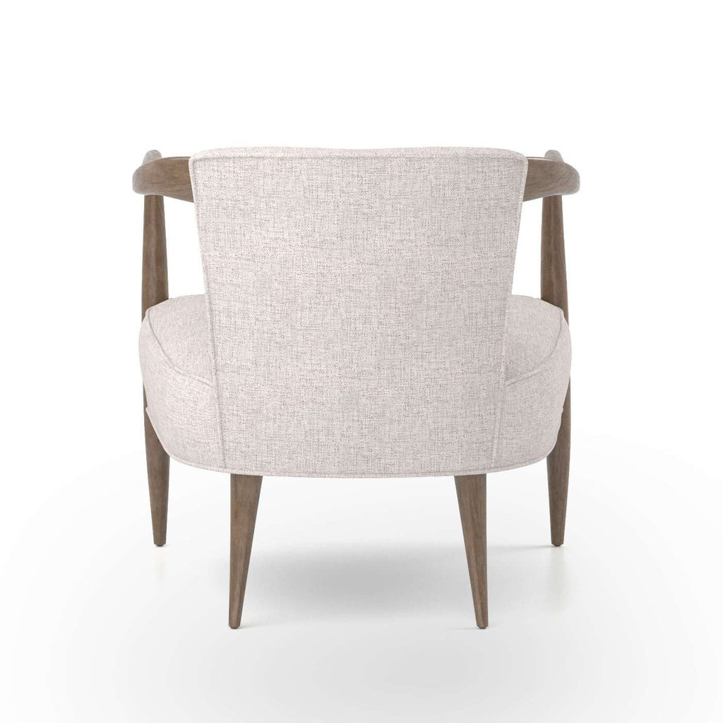 Kensington Atwater Chair-Axis Stone