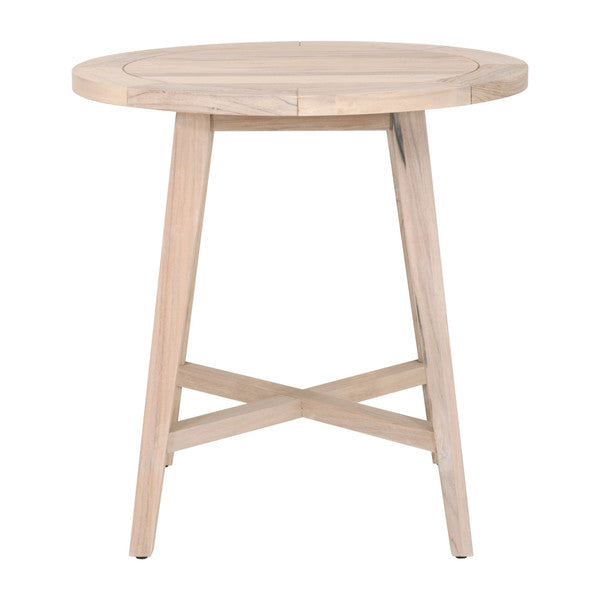 "Carmel outdoor 36"" round counter table"