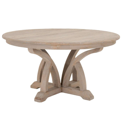 "Carnegie 60"" Round Dining Table"