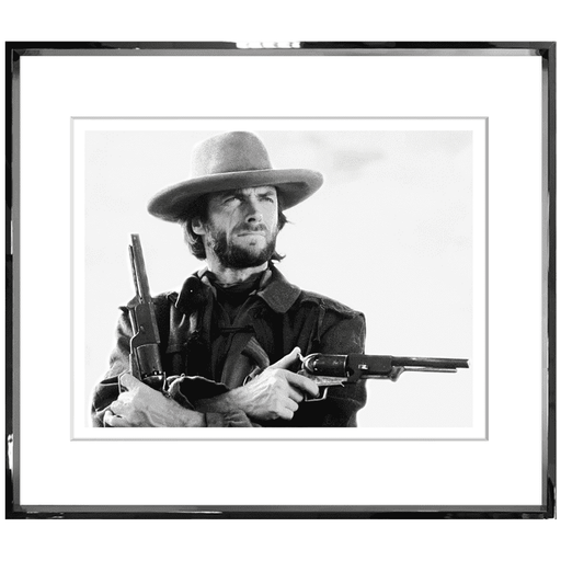 Clint the Outlaw Archival Print
