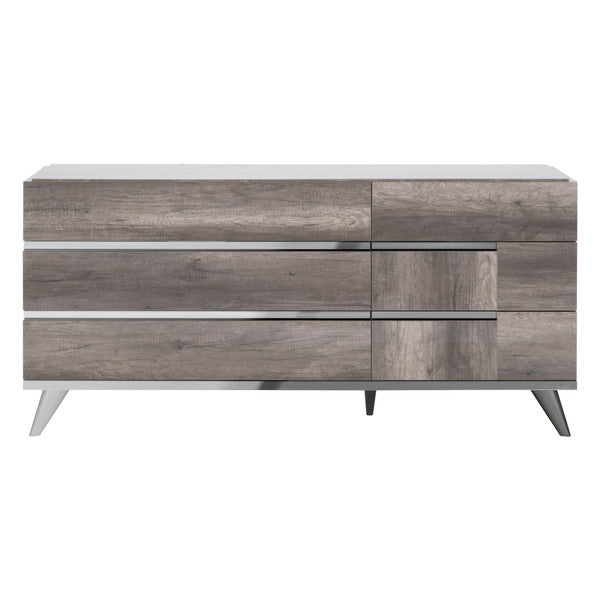 Collina 6-drawer double dresser