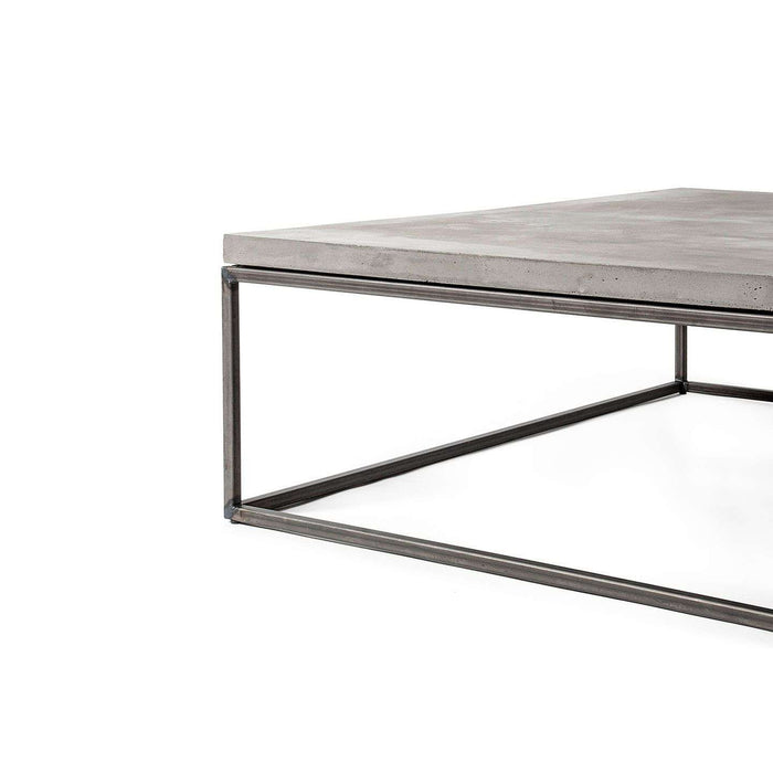 Perspective XL Square Coffee Table by Lyon Beton