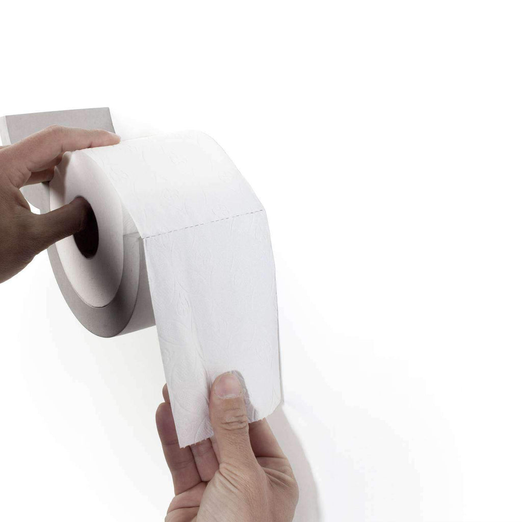 Cloud XS Toilet Paper Dispenser by Lyon Beton