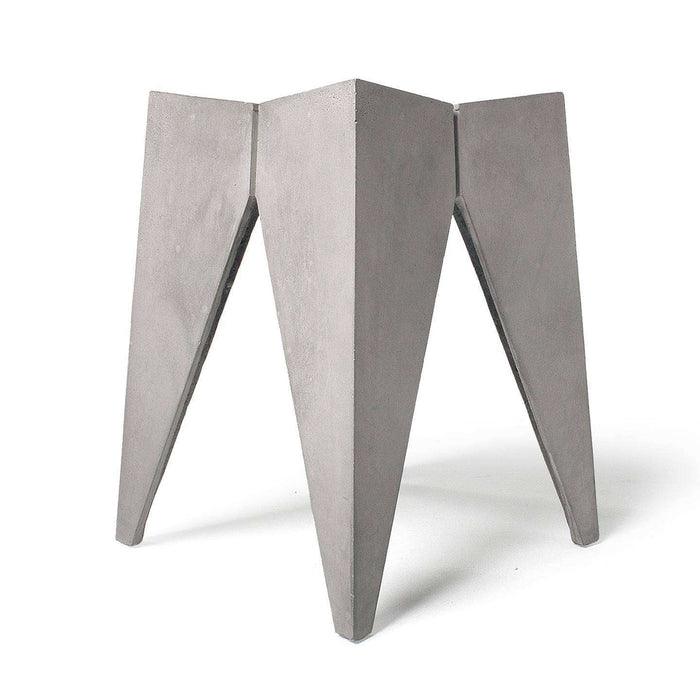 Bridge Stool by Lyon Beton