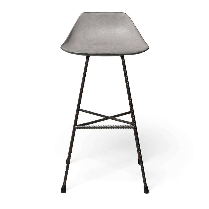 Hauteville Counter Stool by Lyon Beton