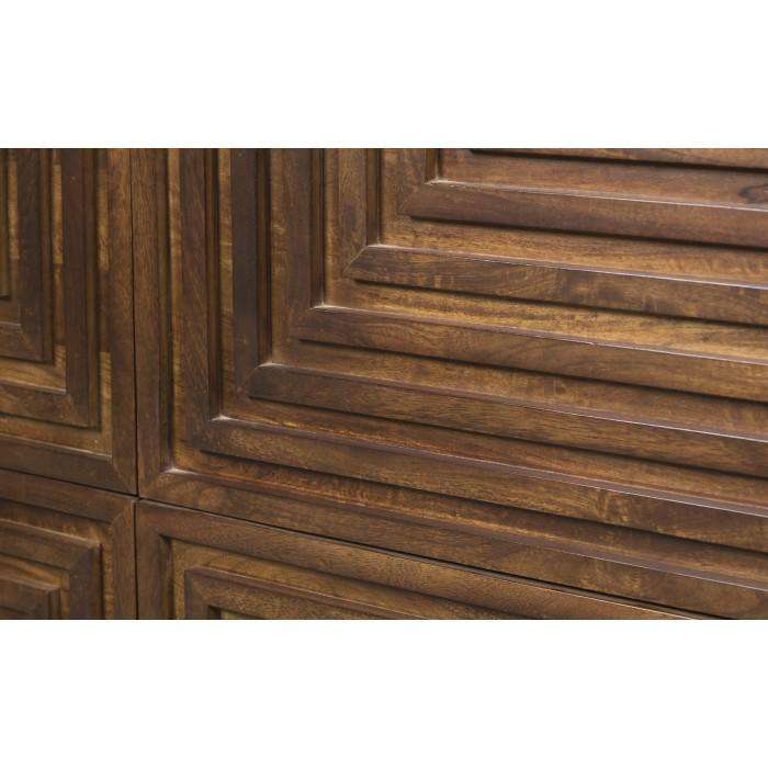 Maze Wood Low Dressers