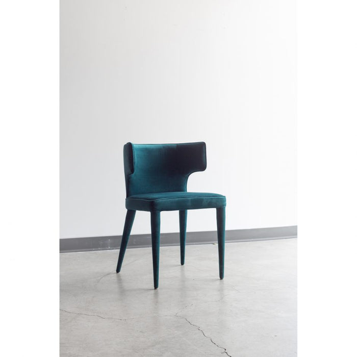JENNAYA DINING CHAIR TEAL