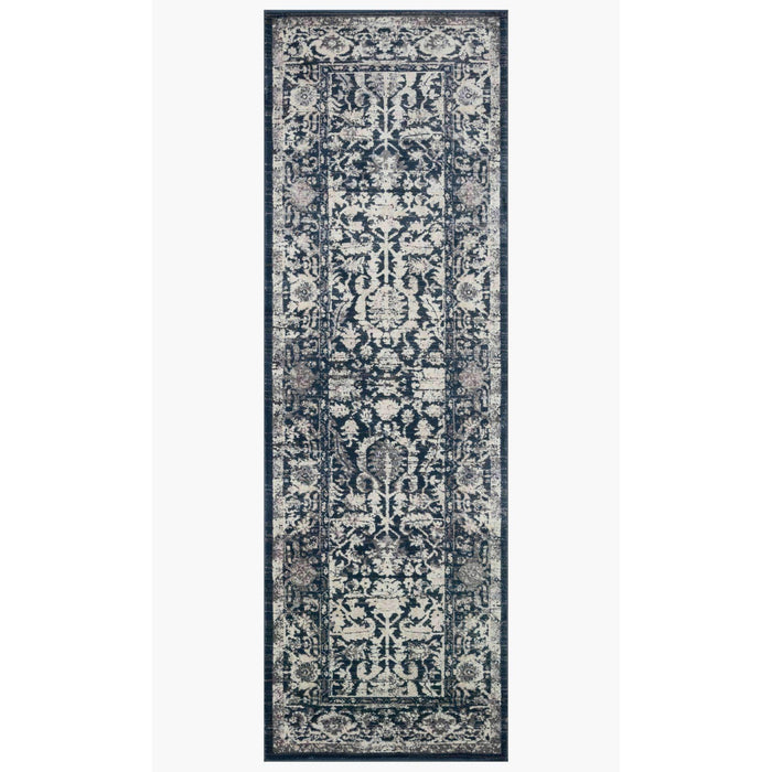 Magnolia Home Everly VY-01 Indigo / Indigo Area Rug
